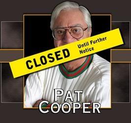 Dear Pat Cooper